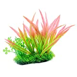 Baoblaze Künstliche Kunststoff Wasser Gras Grünpflanze Ornament Für Aquarium Aquarium-10 Arten Wählen - #3