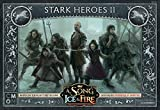 Image for board game CoolMiniOrNot CMNSIF110 Ice and Fire A Song of Ice & Fire: Tabletop Miniatures Game-Stark Heroes II Box, Mixed Colours
