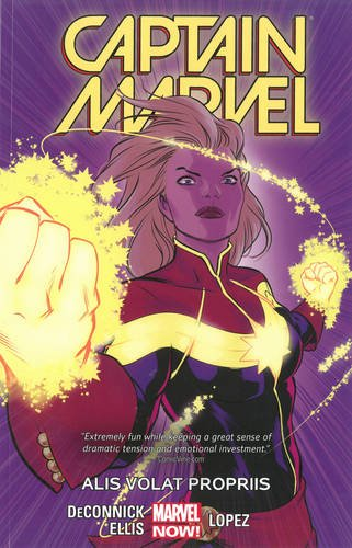 Captain Marvel - Volume 3