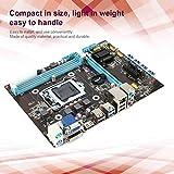 Per 8 Schede Grafiche Mining Miner macchina Professional Compact PCI-E B85 Motherboard X79 ETH Mainboard DDR3 Supporto per Intel (multicolore)