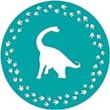 Moses 40161 Dino Kuchenschablone