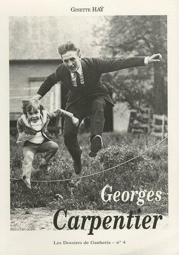 Georges Carpentier par Ginette Hay