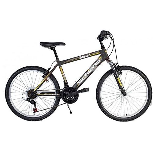 F.lli Schiano Integral Shimano 18V Fork Suspension Bicicletta