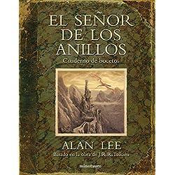 El Señor de los Anillos. Cuaderno de bocetos: 3 (Biblioteca J. R. R. Tolkien)