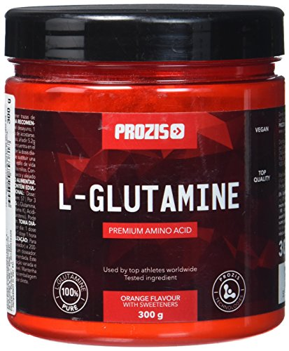 Prozis L-Glutamine Orange, 300 g