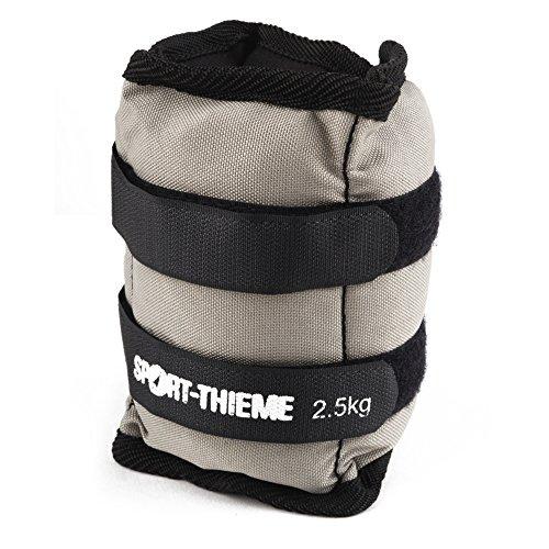 Sport-Thieme® Gewichtsmanschetten Paar, 2,5 kg