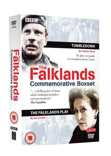 The Falklands Commemorative Box Set: Tumbledown / The Falklands Play [Edizione: Regno Unito]