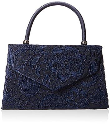 SWANKYSWANS Womens Kendall Lace Smart Elegant Clutch