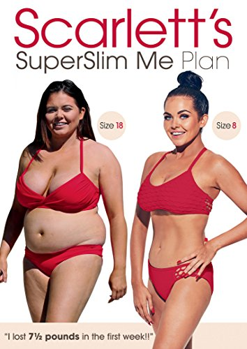 Scarlett's Superslim Me Plan [DVD] UK-Import, Sprache-Englisch
