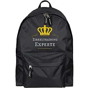 Zirkeltraining expert sac à dos noir