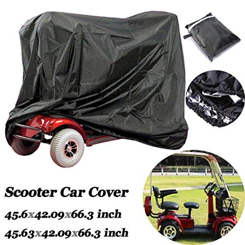 Scooter Car Cover Regen Sonne Schatten Abdeckung Aufbewahrungstasche (1Stück)