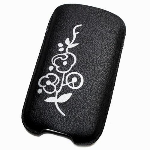 Schutzhülle, Weise Leder L für Samsung R860Caliber