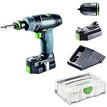Festool 564509 - Taladro atornillador de batería TXS Li 2,6-Plus