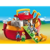 PLAYMOBIL 6765 - Arca de Noé transportable