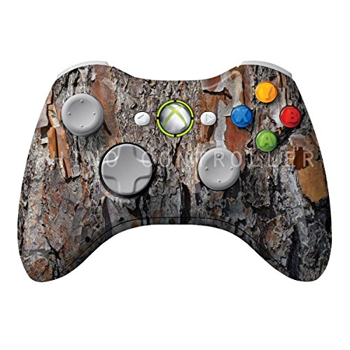 XBOX 360 Wireless Controller Glossy WTP-571-pin-Skov-Painted- Uden Camo Brugerdefineret Mods - Camo Xbox Controller 360 Wireless