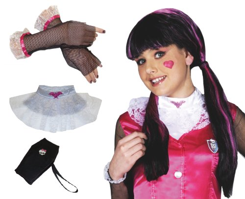 Cesar Set accessori Monster High, Draculaura