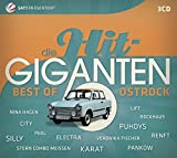 Various: Die Hit-Giganten: Best of Ostrock (Audio CD)