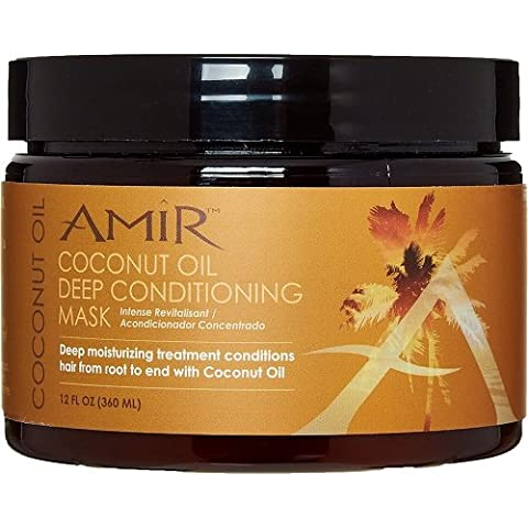Amir Coconut Oil Deep Conditioning Mask for your Hair, 12