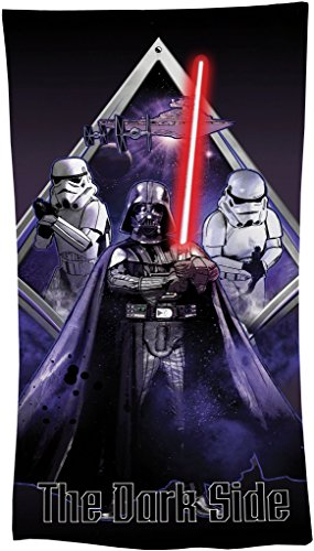 global-labels-g-41-400-sw-100-star-wars-the-dark-side-beach-towel-velour-75-x-150-cm