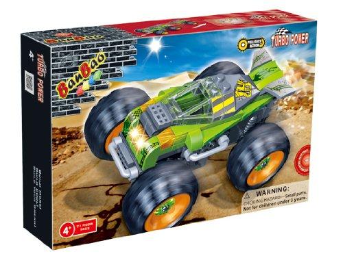 BanBao Thunder Toy Building Set 71-Piece