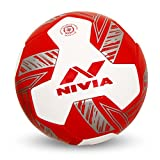 #9: Nivia Oslar Machine Stitched Football Size-3