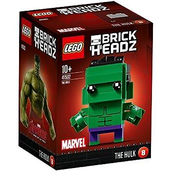 LEGO 41592 - Brickheadz, The Hulk