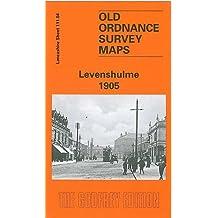 Levenshulme 1905: Lancashire Sheet 111.04 (Old O.S. Maps of Lancashire)