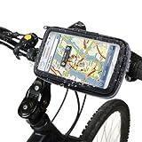 Wasserfeste Fahrradhalterung Bike Fahrrad Halter für Sony Xperia Z3 Compact