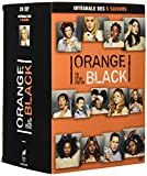 Coffret orange is the new black , saisons 1 à 5
