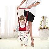 Generic Baby Kinderschutzgurt Weste Sicherheitsgurt Walker Flügel Laufgurt Gürtel Für 6-24 Monate , Gesamtlänge 71cm - Dunkelblau