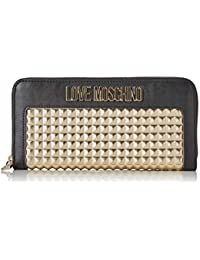 Amazon.it  Love Moschino - Portafogli e porta documenti   Accessori ... 6959059c580
