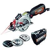 Worx WX427 - Sierra circular WorxSaw XL 710W46mm