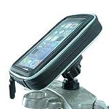 buybits Gabel 50 Fahrrad- Gabel Mutter Halterung & Arkon Hülle für iPhone 8 Plus