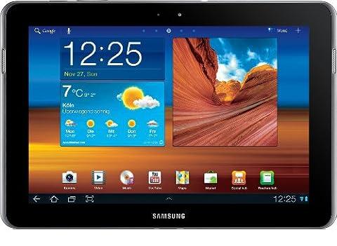 Samsung Galaxy Tab 10.1N P7501 Tablet (25,7 cm (10.1 Zoll) Touchscreen, 3G, Wifi, 32 GB Speicher, Android Betriebssystem) soft-black