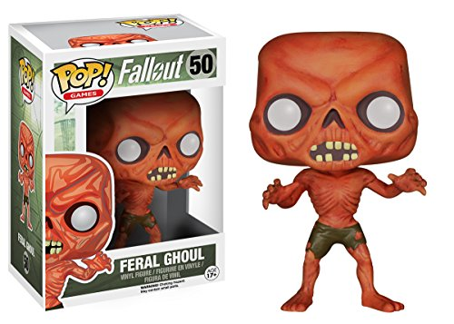 Funko Pop Feral Ghoul (Fallout 50) Funko Pop Fallout