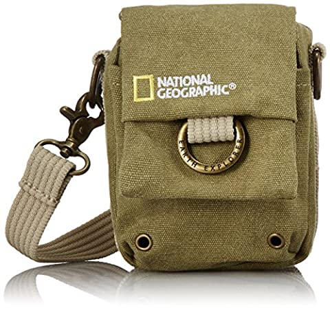 National Geographic NG 1153 Earth Explorer Medium Pouch for Mirrorless or Point and Shoot Camera