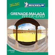 Le Guide Vert Week-end Grenade Malaga Michelin