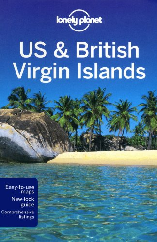 Lonely Planet US & British Virgin Islands (Country Regional Guides) -