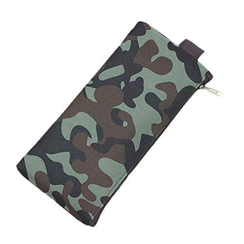 shuda 1pcs bolso de lápiz bolsa de bolsa de papelería escuela organizador bolsa de almacenamiento de papelería bolsa de maquillaje estuches escolar