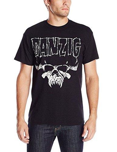 Danzig Skull Logo T-Shirt (Skull Logo T-shirt)