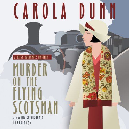 Murder on the Flying Scotsman  Audiolibri