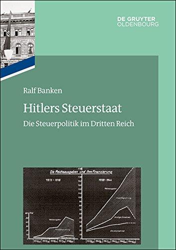 Hitlers Steuerstaat: Die Steuerpolitik im Dritten Reich