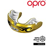 Opro Power-Fit Urbain Bling - Or/Blanc