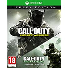 Call of Duty: Infinite Warfare Legacy Edition DayOne [AT-PEGI] [Import allemand]