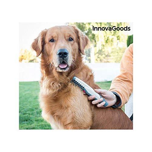 InnovaGoods IG115175 Peine Eléctrico Corta Nudos