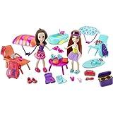 Polly Pocket Adventure Friends Set