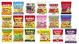 Süßigkeiten – Mix 10-teilig, mit ausgefallenen Haribo Variationen, 1er Pack (1.955g)