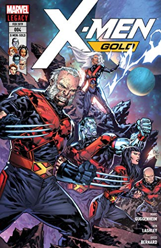 X-Men: Gold: Bd. 4: Zone des Todes