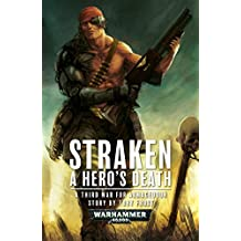 Straken: A Hero's Death (War for Armageddon Book 3)
