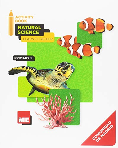 Natural Science 5 Madrid Workbook Learn Together (BYME)